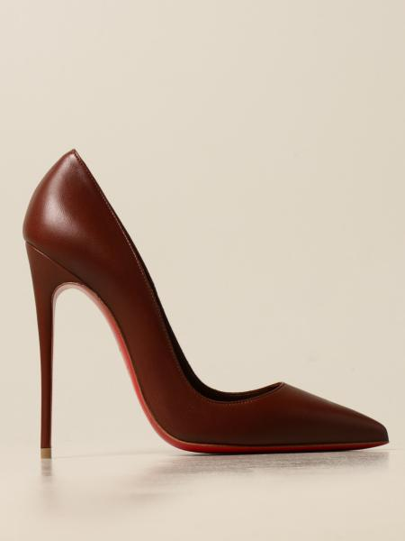 Décolleté Kate Christian Louboutin in nappa