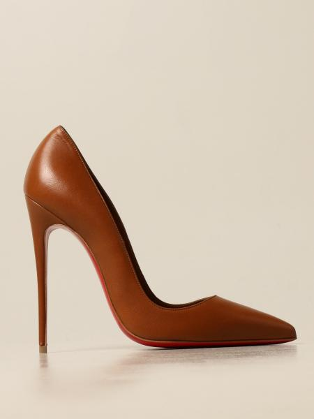 Christian Louboutin women: Christian Louboutin Kate pumps in nappa leather