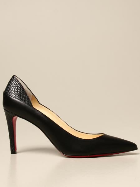 Christian Louboutin women: Christian Louboutin Maastricht pumps in nappa leather