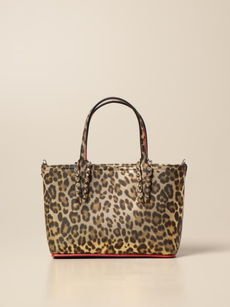 Christian Louboutin women: Shoulder bag women Christian Louboutin