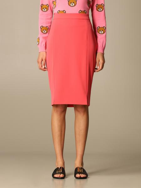 Boutique Moschino: Boutique Moschino pencil skirt in cady