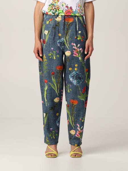 Pantalon femme Boutique Moschino