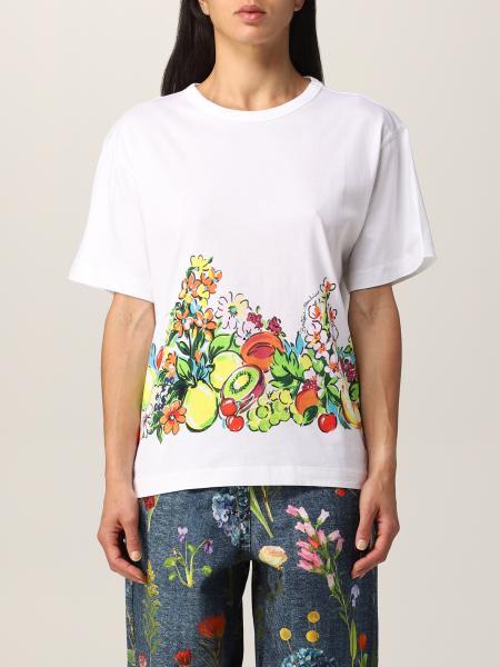 Boutique Moschino: T-shirt women Boutique Moschino