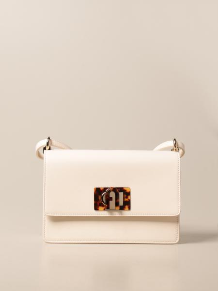 Furla: 1927 Furla Bandoliera bag in smooth leather