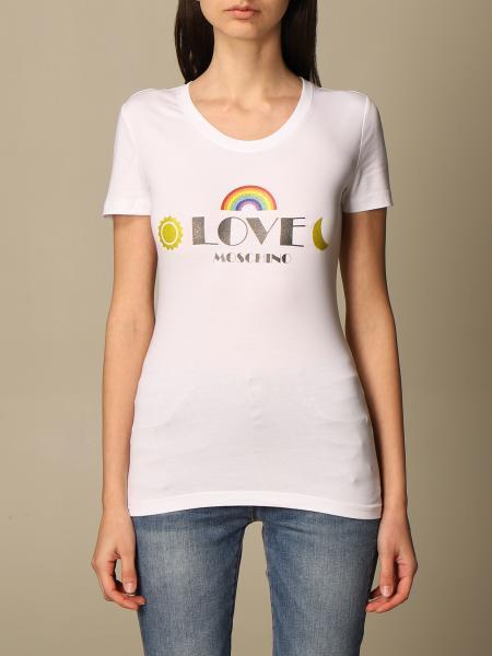 T-shirt femme Love Moschino