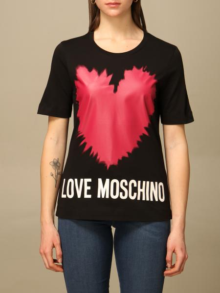 T-shirt damen Love Moschino