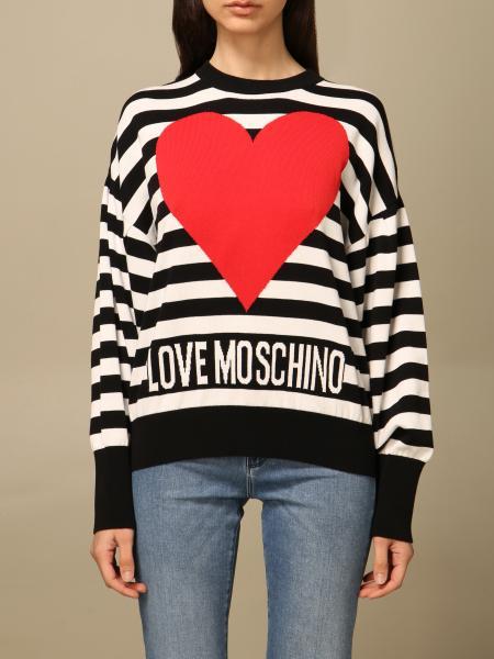 Pullover damen Love Moschino