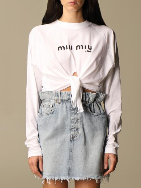 Miu Miu women: Sweatshirt women Miu Miu
