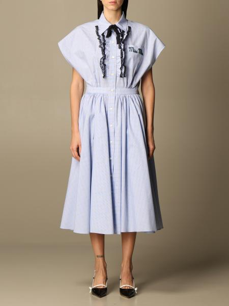 Miu Miu women: Dress women Miu Miu