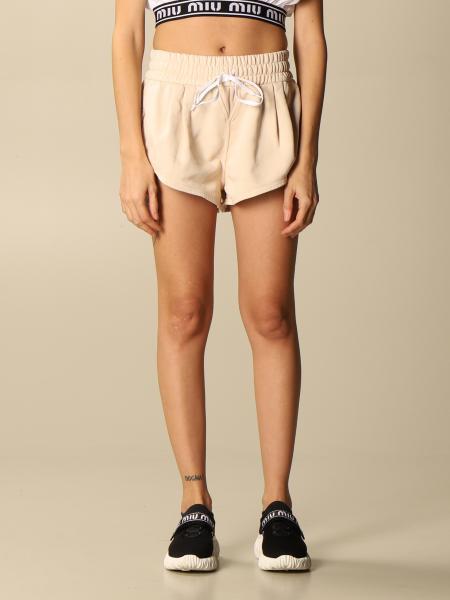 Shorts damen Miu Miu