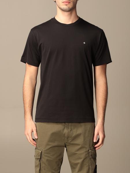 Stone Island t-shirt in basic cotton