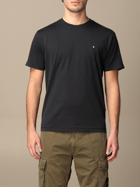 Stone Island t-shirt in basic cotton