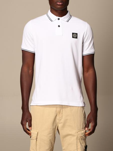 Stone Island: Polo shirt men Stone Island
