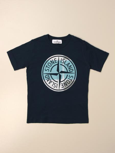 Camiseta niños Stone Island Junior