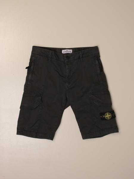 Pantalón corto niños Stone Island Junior