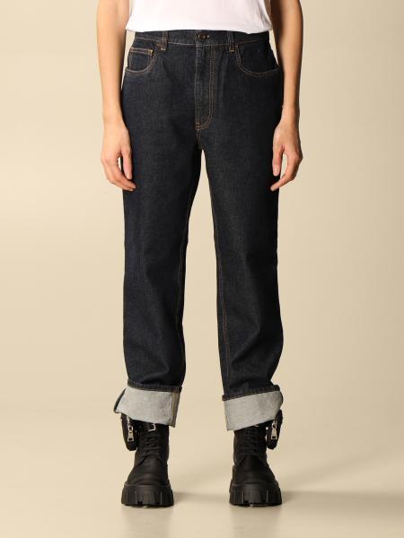 Jeans femme Prada