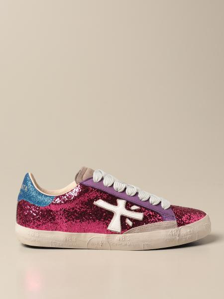 Premiata donna: Sneakers Stevend Premiata glitter