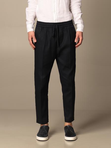 Trousers men Paolo Pecora