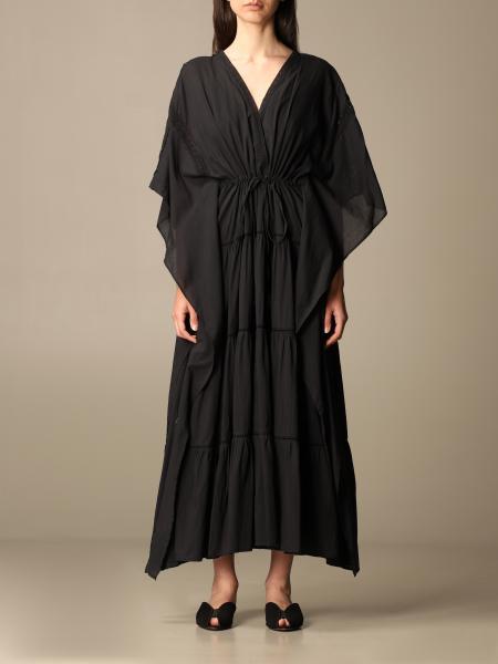 Twinset women: Casablanca Twin-set dress in cotton muslin