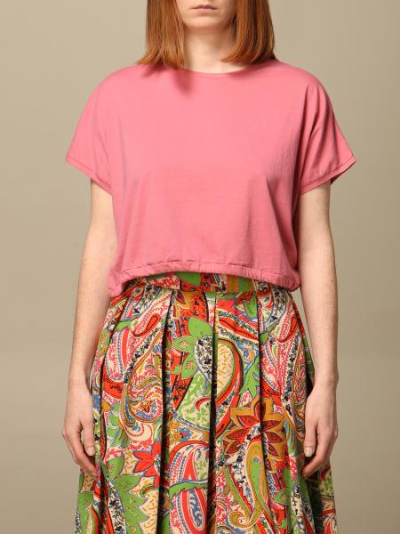 Department Five: Department Five cropped top in cotton