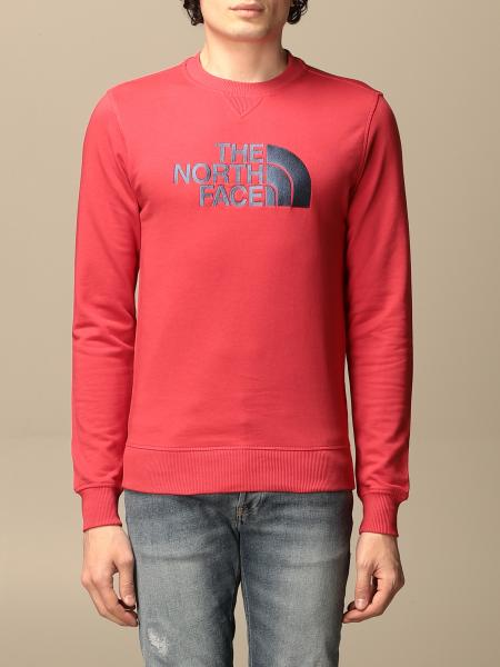 Felpa a girocollo The North Face con logo