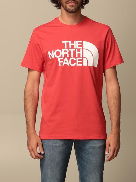 T-shirt Core The North Face in cotone con logo