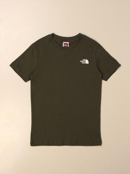 The North Face cotton t-shirt with logo