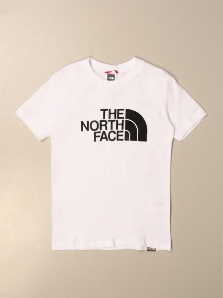 The North Face cotton t-shirt with logo print