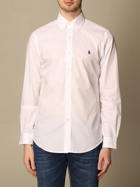 Polo Ralph Lauren shirt in cotton poplin
