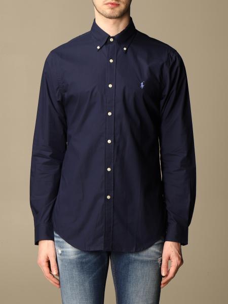 Polo Ralph Lauren shirt in cotton poplin