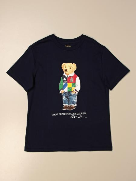 Polo Ralph Lauren für Kinder: T-shirt kinder Polo Ralph Lauren Boy