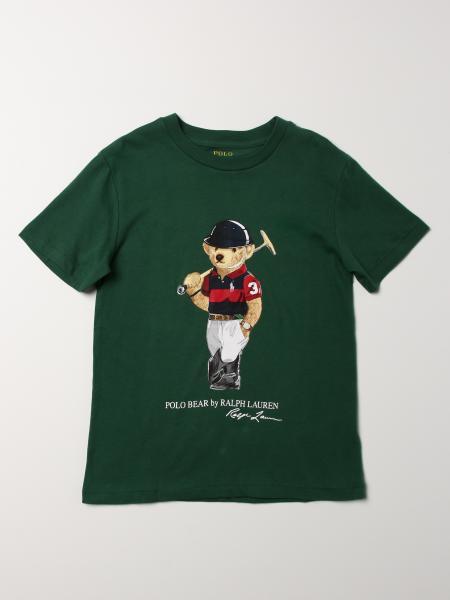 Футболка Детское Polo Ralph Lauren Boy