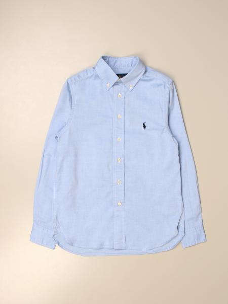 Camisa niños Polo Ralph Lauren Boy