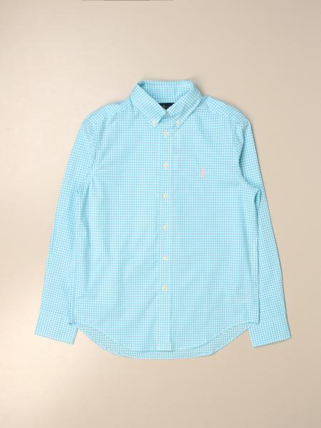 Chemise enfant Polo Ralph Lauren Boy