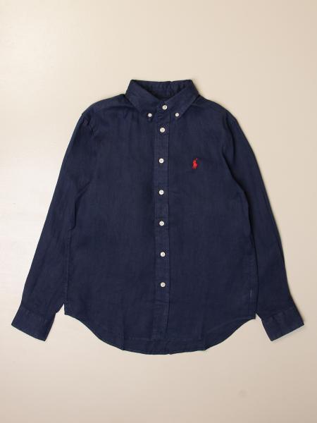 Polo Ralph Lauren: Chemise enfant Polo Ralph Lauren Boy