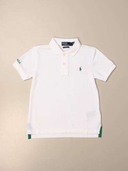 Polo Ralph Lauren Kid in pique cotton
