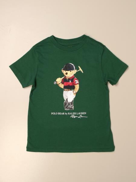 Футболка Детское Polo Ralph Lauren Toddler