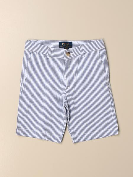 Polo Ralph Lauren Toddler shorts in striped cotton