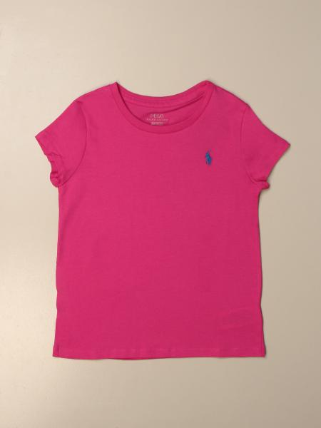 Camisetas niños Polo Ralph Lauren Boy