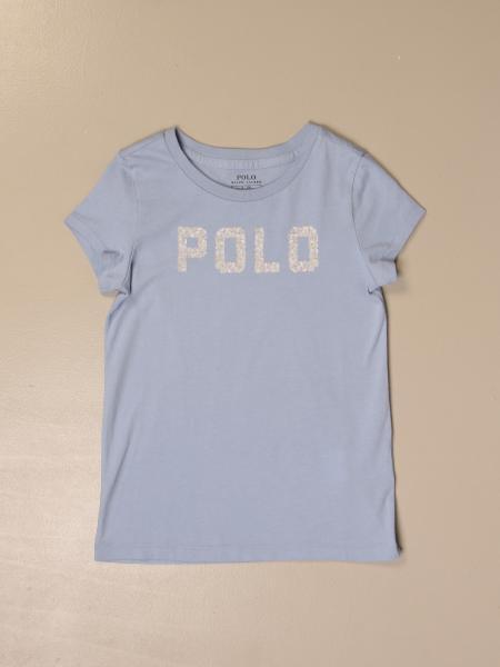 T-shirt Polo Ralph Lauren Kid con logo