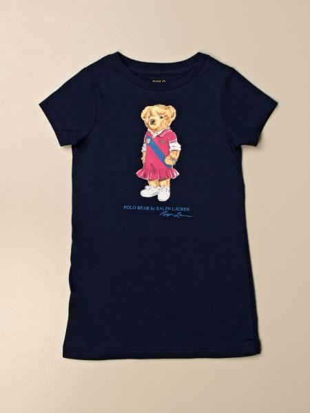 Kleid kinder Polo Ralph Lauren Toddler
