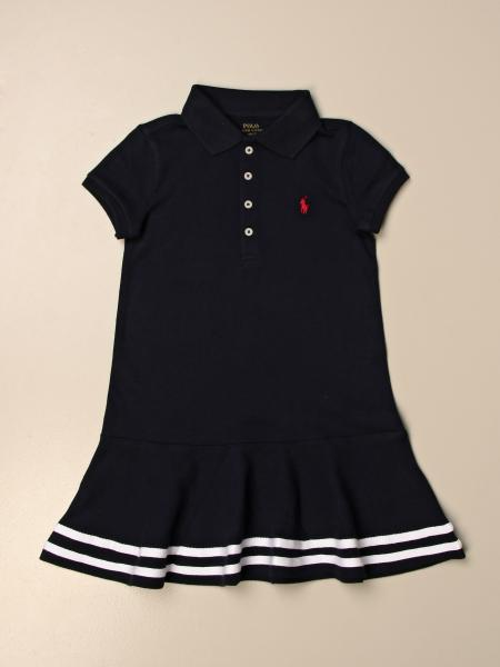 Polo Ralph Lauren Toddler polo dress in cotton