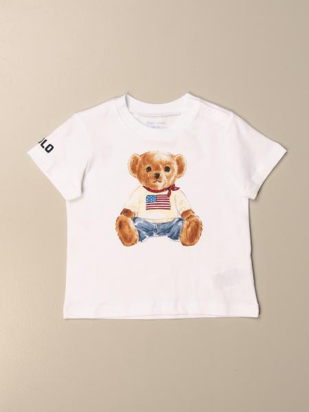 Polo Ralph Lauren für Kinder: T-shirt kinder Polo Ralph Lauren Infant