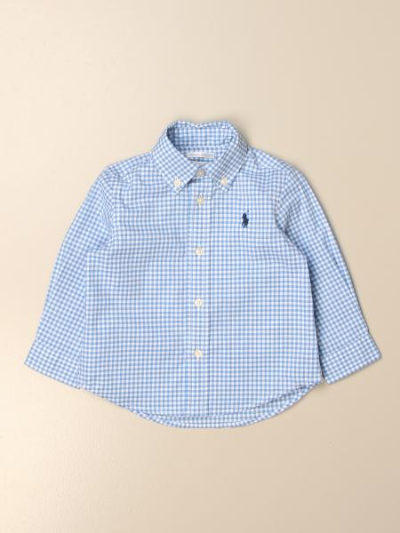Camisa niños Polo Ralph Lauren Infant