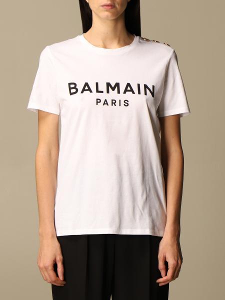 T-shirt femme Balmain