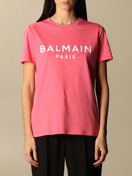 Balmain mujer: Camiseta mujer Balmain