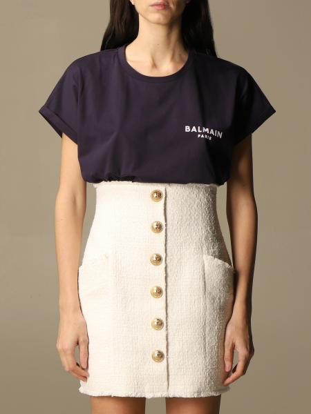 Balmain 女士: T恤 女士 Balmain