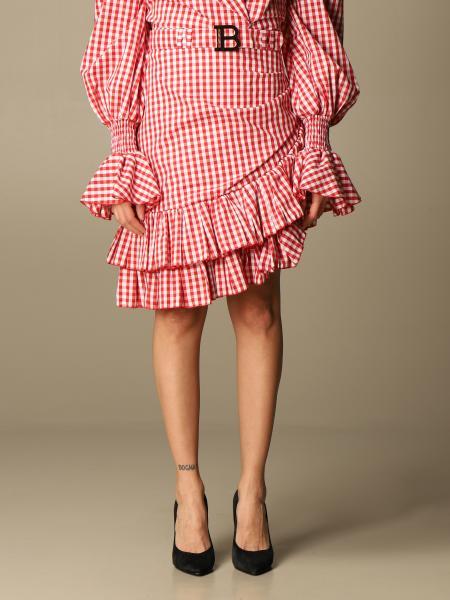 Balmain women: Skirt women Balmain
