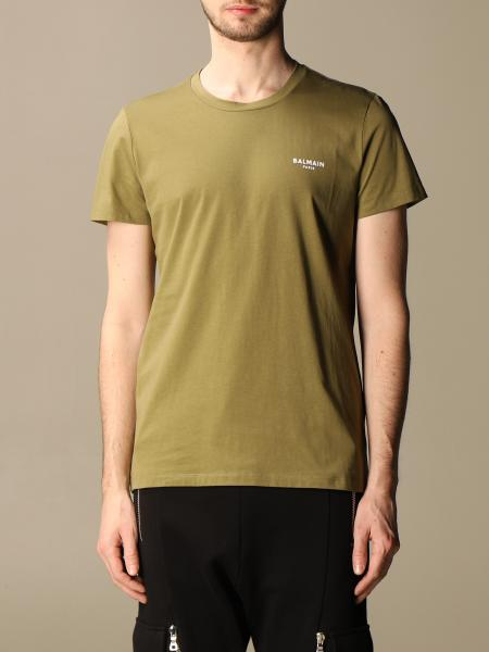 Balmain men: T-shirt men Balmain