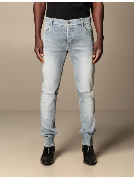 牛仔裤 男士 Balmain